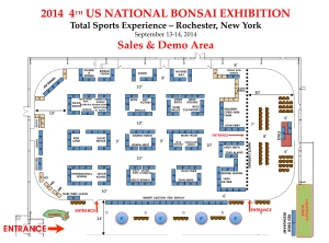 SALES & DEMO AREAS